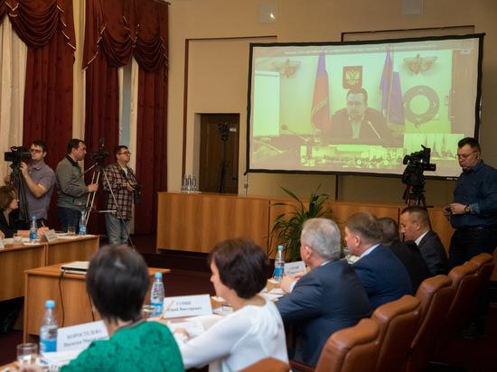 В Дудинке, на заседании ПОРА, обсудили стратегию развития Арктики