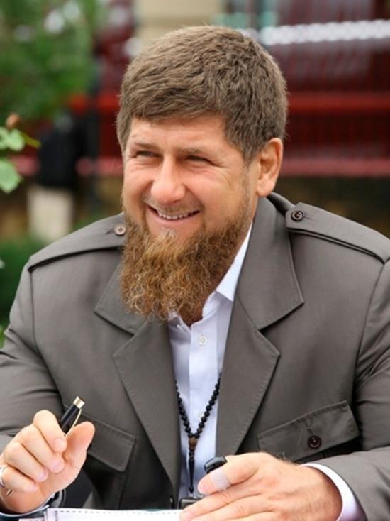 Рамзан Кадыров в День города Грозного празднует свой день рождения