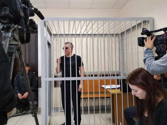 Яфаркин получил шесть лет колонии и штраф полмиллиона рублей