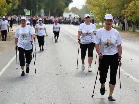 Лихославльский район присоединился к Всероссийскому Дню ходьбы