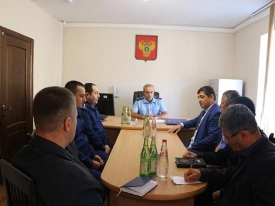 Прокурором Ахтынского района Дагестана утвержден Тимур Магомедов