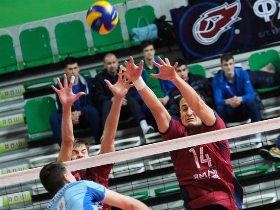 Тансляции матчей ВК «Факел» покажет ОГТРК «Ямал-Регион»