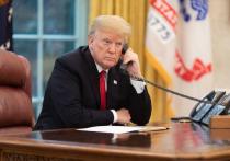 СМИ: Трамп назвал Путина «великим лидером» в их первом разговоре