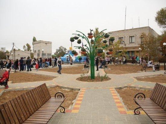 В Новой Надежде благоустроили сквер