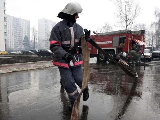 СМИ сообщили о пожаре в здании МИД России