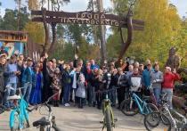 В Солотче открыли «Тропу Паустовского»