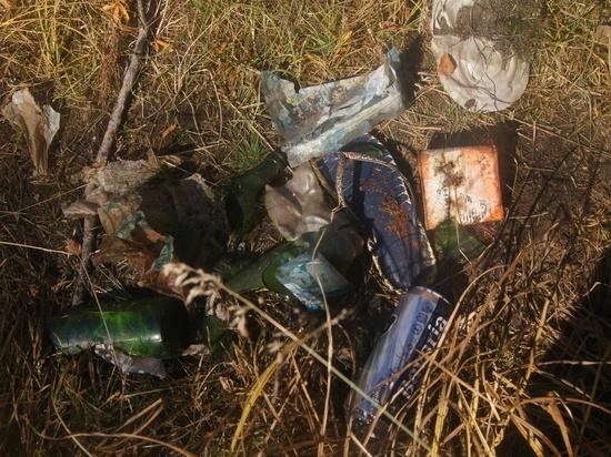 Глава Минприроды Забайкалья поразился отношению жителей к мусору