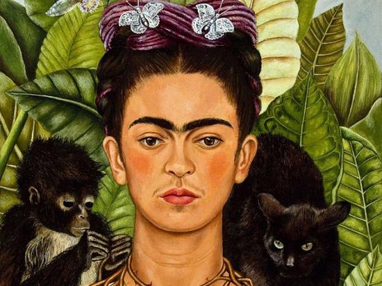 Кировчане увидят репродукции картин Фриды Кало
