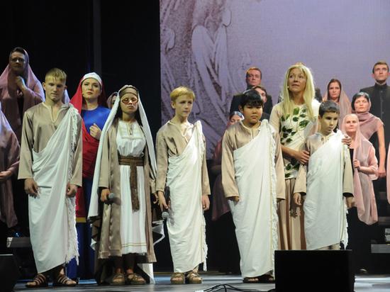 Монахиня Евфросиния Матвеева стала музыкальным продюсером