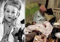 Жившую в жутких условиях старушку-врача увезли в больницу Барнаула