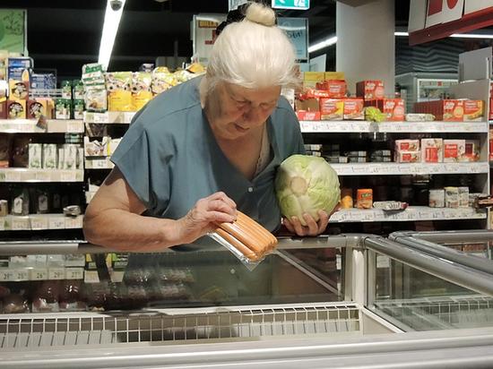 Росстат увидел снижение цен в дорожающих товарах