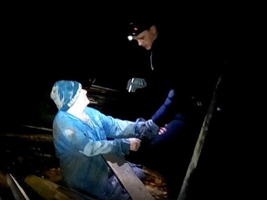 79-летнюю ивановку, заблудившуюся в лесу, искали более двадцати человек