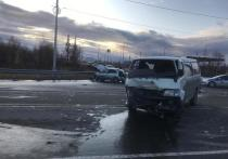 На трассе в Надымском районе случилось ДТП