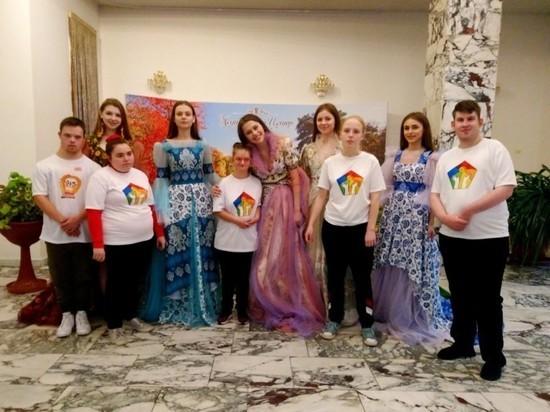Участницы конкурса красоты пришли в гости к ивановцам с ОВЗ