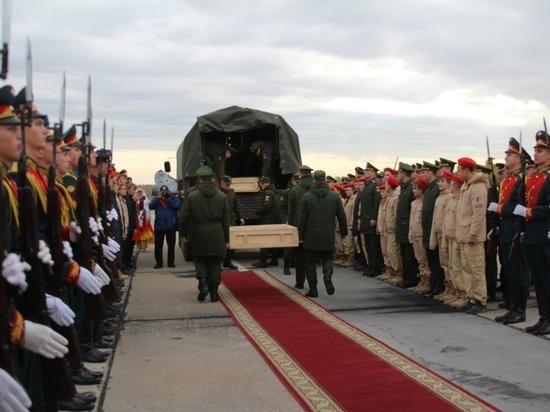 Военные привезли в Новосибирск свою главную икону