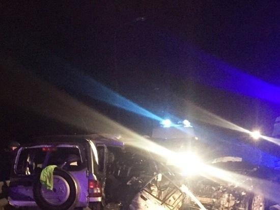 Крупная автомобильная авария на северодвинской трассе, пятеро пострадавших