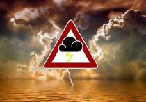В Надыме объявлено штормовое предупреждение
