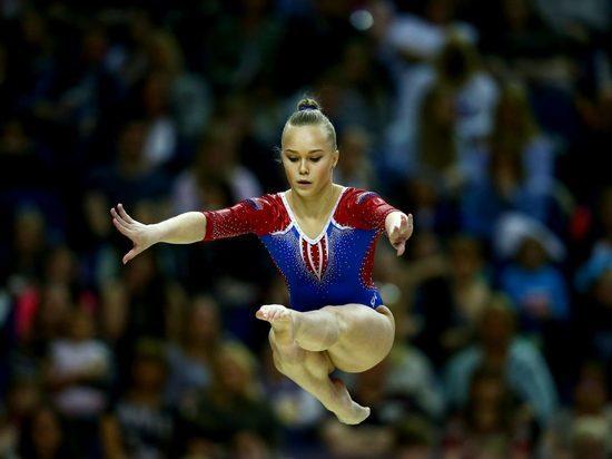 Воронежская гимнастка выступит в финале многоборья на чемпионате мира
