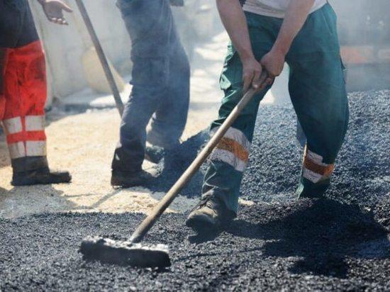 В Новосибирске исчезла яма за «Сибирским моллом»