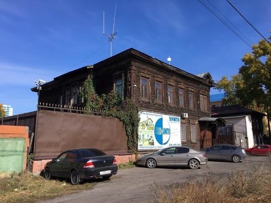 Общественники снова написали жалобу на Алтайохранкультуру из-за двух разрушенных исторических зданий