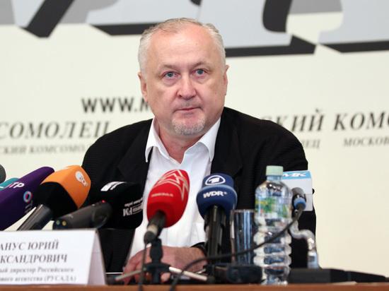Глава РУСАДА: Россию все еще могут отстранить от Олимпийских игр 2020 и 2022 года