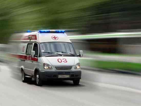 Автоледи в Иркутске не уступила дорогу скорой