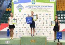 Юная спортсменка из Кемерова выиграла престижный российский турнир по теннису