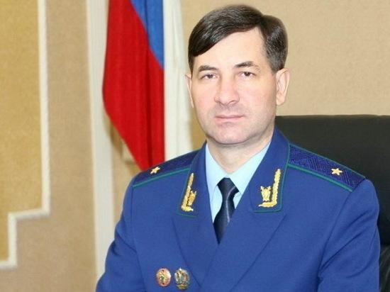 В новые прокуроры Томской области прочат омича Александра Лоренца