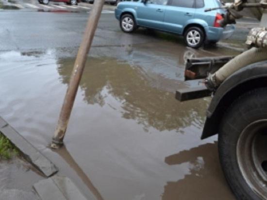 Из-за непогоды коммунальщиков в Иванове перевели на усиленное дежурство