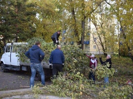 Реоператор поддержал акцию по наведению санитарной очистки в Омске и выделил всем округам города дополнительные талоны на мусор