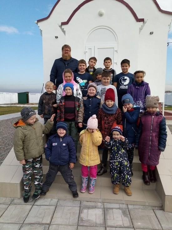 Православие в Туве: в селе Сукпак открылась воскресная школа для детей