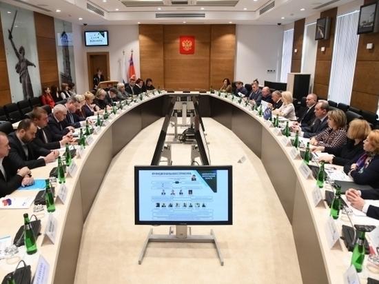 В Волгоградской области проверили ход реализации нацпроектов