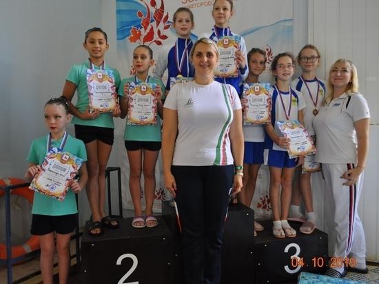 Татарстанские синхронистки стали победителями турнира