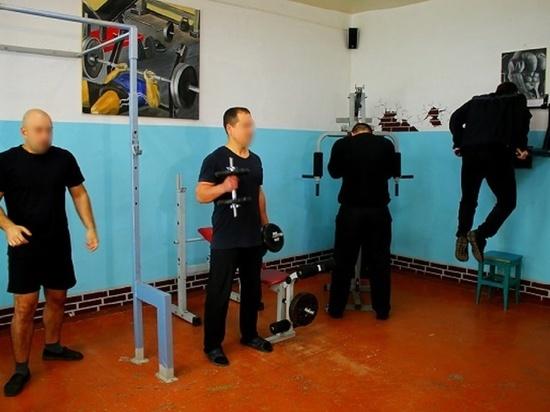 В Тамбовской области заключенных приобщают к спорту