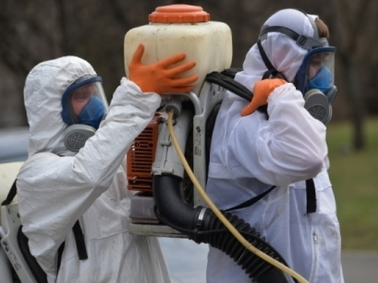 Дезинфекция после паводка начинается в Комсомольске-на-Амуре
