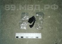 В Новом Уренгое задержали мужчину с синтетическим наркотиком