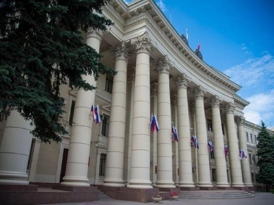Новое кадровое назначение в руководстве администрации Волгоградской области