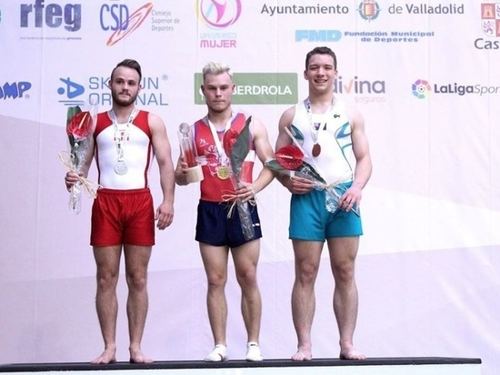 Спортсмен из Ставрополя стал золотым призером этапа Кубка мира