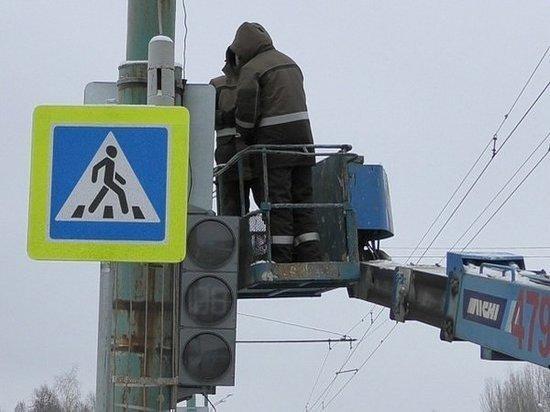 В Ростове до конца года установят около двухсот новых светофоров