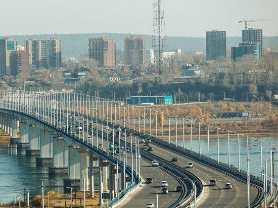 До конца октября запустят троллейбус через Академический мост в Иркутске