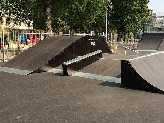 В Новокузнецке появится шесть новых скейт-парков