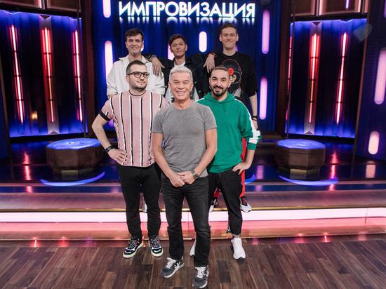 Олег Газманов поразил всех своей физической формой в шоу «Импровизация»