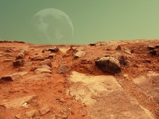 На Марсе нашли древнее озеро