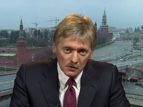 Кремль: Путин не получил поздравлений от Трампа и Зеленского