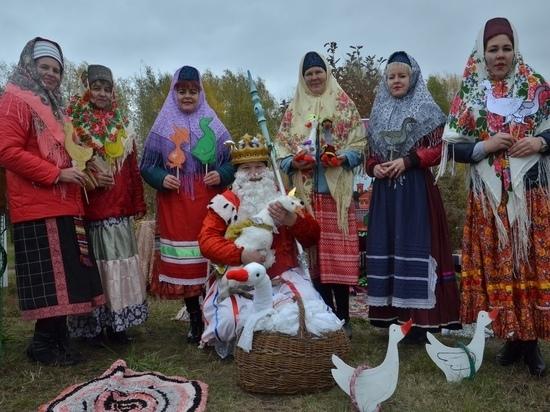 На Белгородчине состоялся традиционный праздник домашних птиц