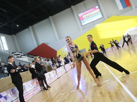 """Обновленный """"Олимп"""" в Невинномысске принял танцевальный чемпионат"""