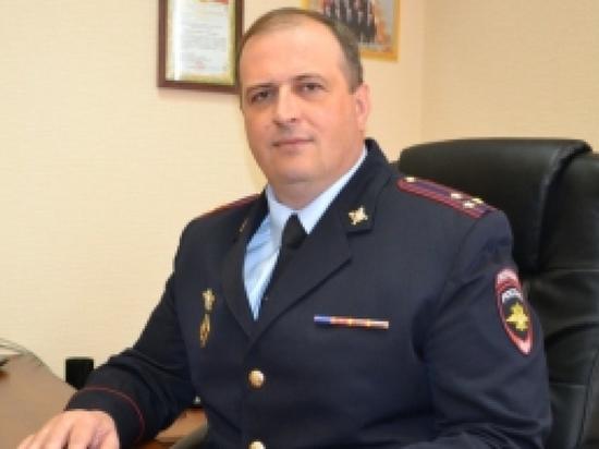 У омской полиции новый руководитель