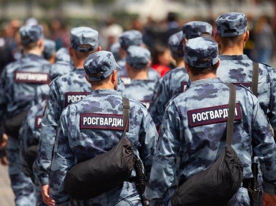 Росгвардейцев Петербурга обвинили во взяточничестве и грабеже