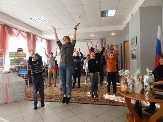 В Смоленске прошла благотворительная акция «Книжки в подарок»