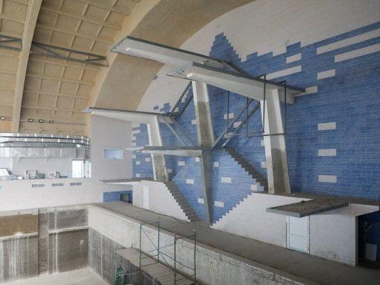Капремонт Центрального бассейна в Волгограде закончат к Новому году